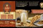 Web site design and development for Bentley¹s Popcorn