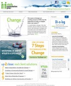 WordPress Web site for VTLO, an employee communications consultancy
