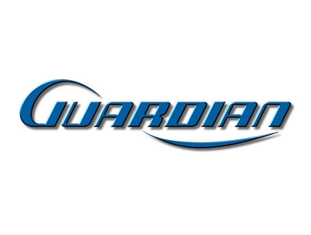 Logo for Guardian Products, a supplier of advertising specialty items for the retail automotive industry