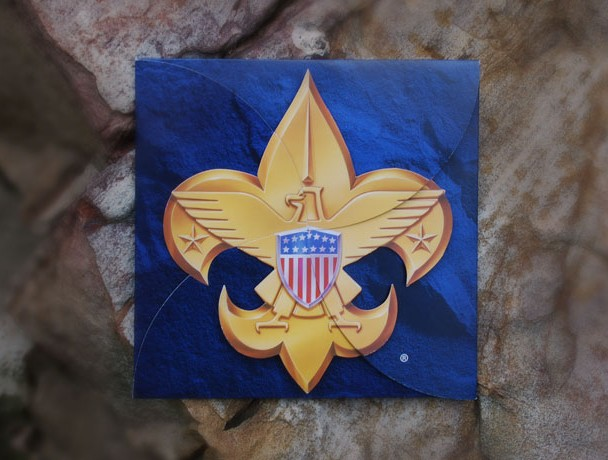 DVD packaging for Boy Scouts of America ScoutParents initiative